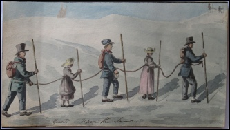 Monte Bianco 1822