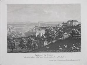 Dikenman, R. FRIBOURG EN SUISSE
