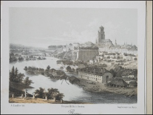 Briquet & fils à Genève. BERNE