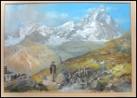 mountain-paintings Cervin Whymper