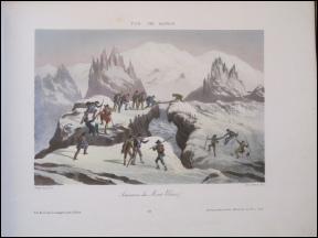 Mont Blanc Ascension - I.L. Deroy