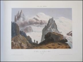 Grand Mulet Cabane - I.L. Deroy