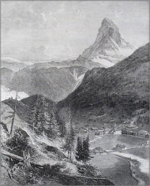 Matterhorn-Whymper-Zermatt