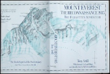 Mount Everest Books - Mount Everest : The Reconnaissance 1935 by Tony Astill