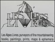 Les Alpes Livres