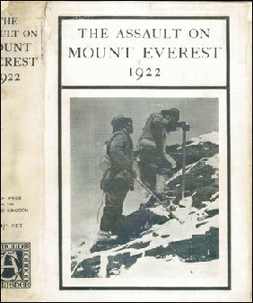 The Assault On Mount Everest 1922